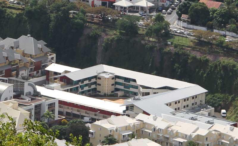 Le nouveau collège Jules Reydellet